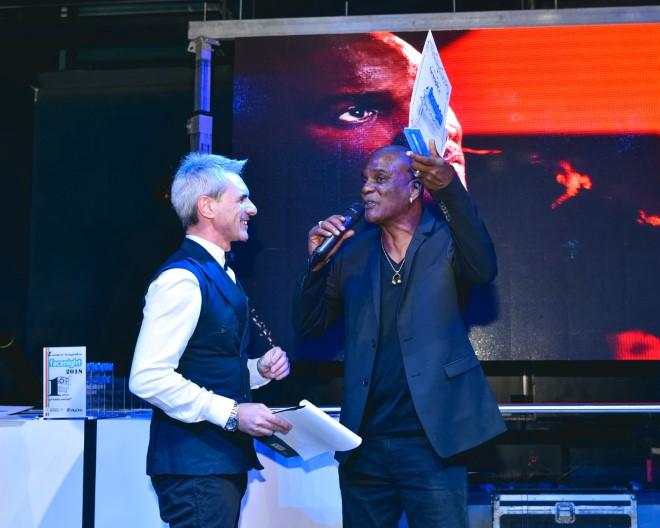 Dj Kenny Carpenter  - uno dei vincitori del Premio Facenight 2018
